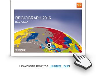 RegioGraph - Applications